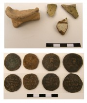 Fig. 16. Kástro, sherds ...