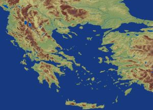 Aegean and the Western Anatolia